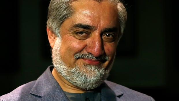 Former foreign minister Abdullah Abdullah is one of two presidential candidates.