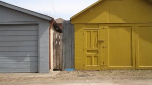 Hamilton Listerine Alley Garages