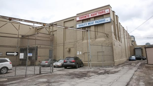 Quality Meat Packers has been processing pigs for almost 100 years but has, for now at least, ceased operations. Residents who live near the plant have complained about the smell.
