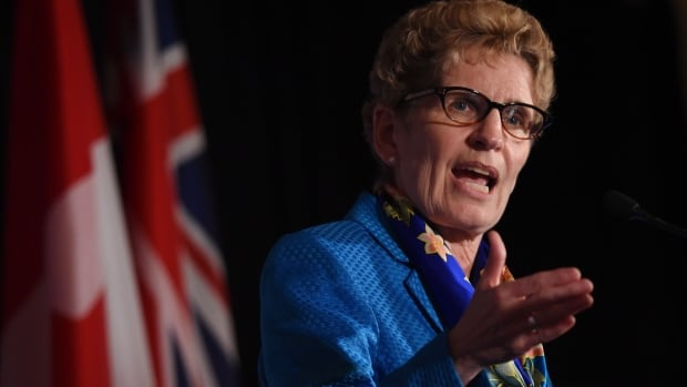 Ontario Premier Kathleen Wynne hopes the NDP will support Thursday's budget so the province can avoid an election.