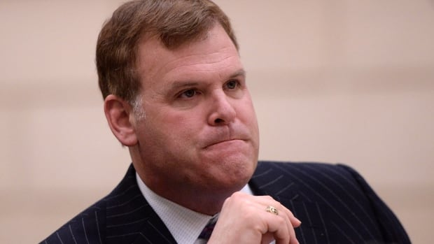 Foreign Affairs Minister John Baird appears at a Commons committee on Parliament Hill in Ottawa on Wednesday, April 9, 2014.