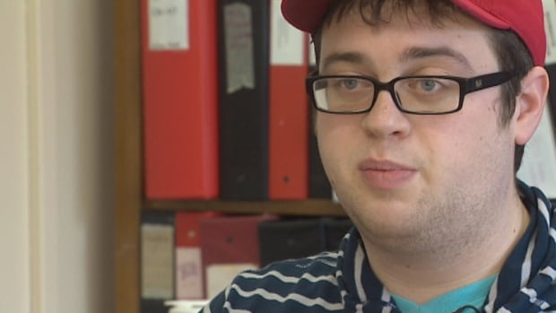 UNB Student Union president Ben Whitney says it's getting more difficult for students to access post-secondary education.