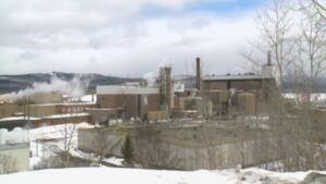 Atholville mill