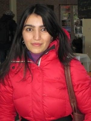 Maryam Sahar Naqibullah