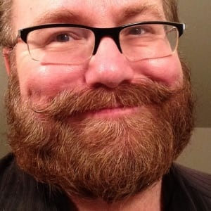 Beard Mike Mozart
