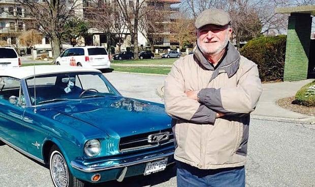 Ford Mustang 1965 Dan MacIntyre