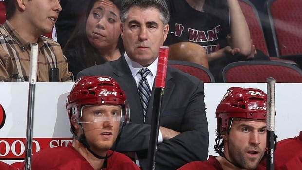 Coyotes head coach Dave Tippettm an assistant coach for Canada at the 2009 and 2013 world hockey championship, has been promoted to head coach for next month's tourney in Minsk, Belarus.