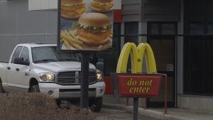 Edmonton McDonald's