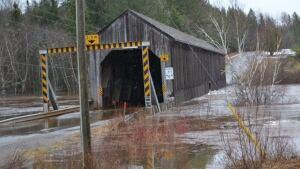 Cherryvale bridge
