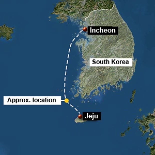 map - KOREA