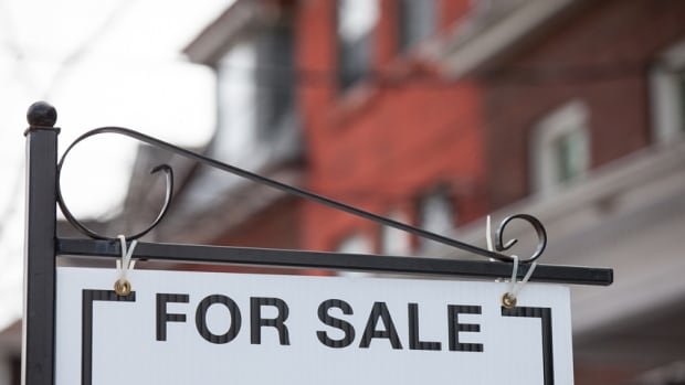 The average price for a house in Toronto was up 10.1 per cent, with detached homes priced at over $965,000 in the city.