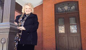 Wilma Derksen at Dalnavert