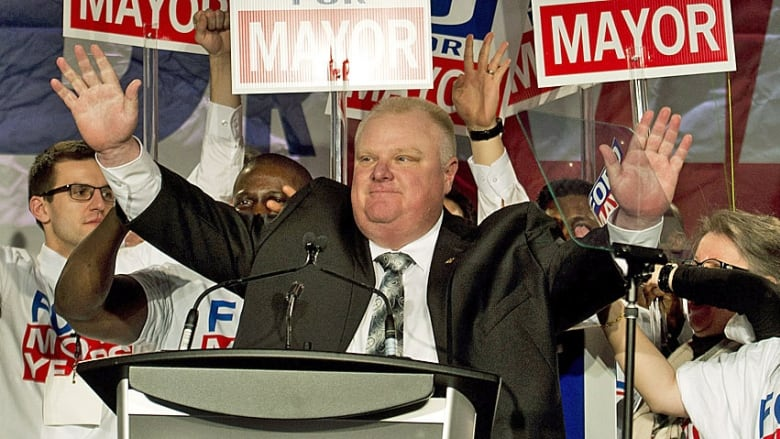 Rob Ford Street? Late mayor up against Jays broadcaster, 'Diversity' in voting for Etobicoke road-naming
