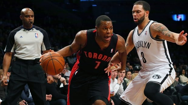 Kyle Lowry's leadership will be a key to success if the Toronto Raptors hope to beat the playoff-hardened Brooklyn Nets.