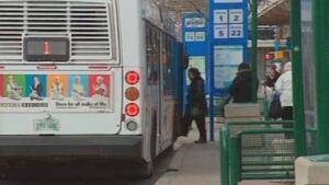 Saskatoon City Buses