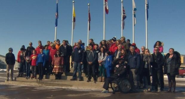 Iqaluit cenotaph Arctic Expedition