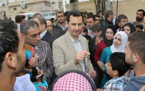 Bashar al-Assad declares June 3 Presidential election