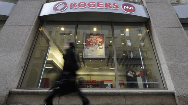 Rogers reported that net income in the period dropped 13 per cent to $307 million or 57 cents per share from $353 million or 68 cents per share a year earlier.