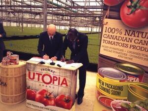 Utopia Thomas Canning Nigeria