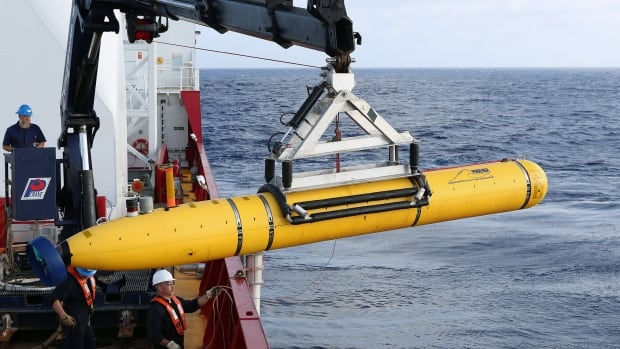 The U.S. Navy's Bluefin 21, has scanned more than 80 per cent of the 310-square-kilometre seabed search zone off the Australian west coast.