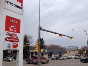 Saskatchewan gas prices