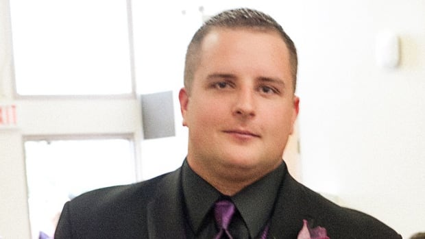 Shane Daye, 27, worked at Suncor for seven years.