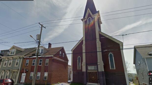 Former Waterloo Street Baptist Church