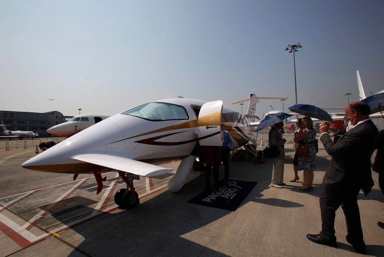 RCMP sells sleek plane for half of asking price | CBC News