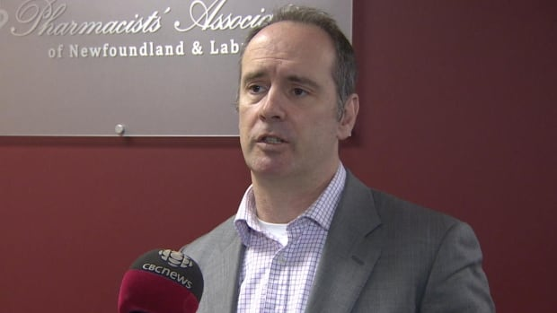 Stephen Reid, executive director of the Pharmacists' Association of Newfoundland and Labrador, says the province needs to curb drug addiction in order to prevent an increase in the number of armed robberies.