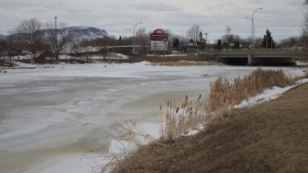 The Neebing-McIntyre Floodway in Thunder Bay was constructed to alleviate flooding that used to occur in the city.