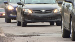 Park Street in Kentville is in CAA Atlantic's Worst Road list