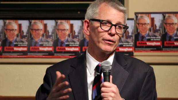 Adam Vaughan, above, will face NDP candidate Joe Cressy for the Trinity-Spadina seat, which was vacated by Olivia Chow when she entered the race to be Toronto's new mayor.