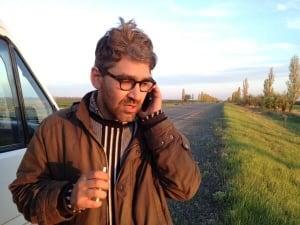 Simon Ostrovsky CBC