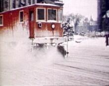 Ottawa's last streetcars 1959