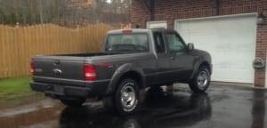 Rebuilt truck