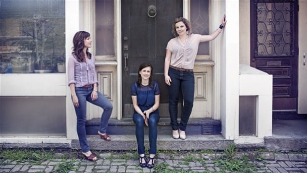 Toronto-based folk trio The Good Lovelies will play in Spruce Grove Saturday night.