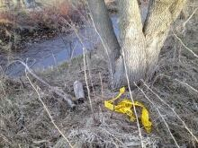Steen Road Creek Human Remains Homicide Winchester