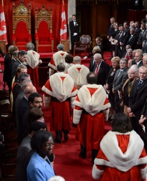 Throne Speech 20131016