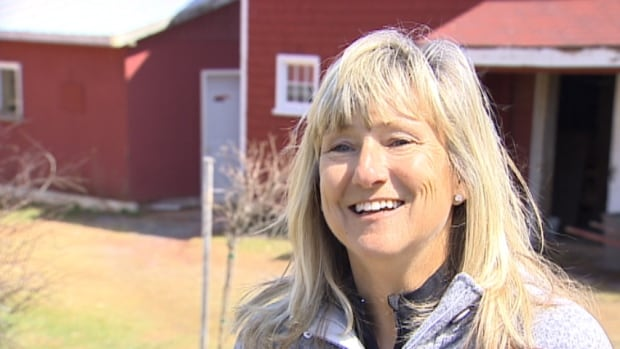 Denise Vinciguerra says the mill will help St. Isidore Farms.