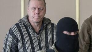 Observer detained in Ukraine
