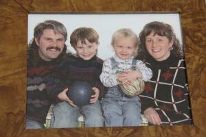 McMillan Family photo Guelph
