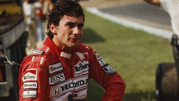 Racing legend Ayrton Senna was a hero to many and is often voted as the greatest F1 driver in history.