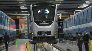 Bombardier may lay off hundreds at its Quebec railway plant if no orders come in