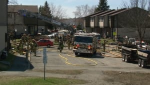 Pimlico Crescent fire ottawa April 28, 2014