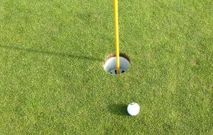 Standard Golf Hole