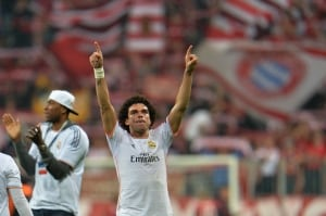 Pepe, Real Madrid