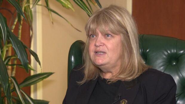 Carol Furlong NAPE president