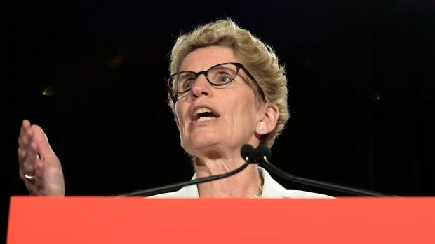 Ahead of the budget's unveiling on Thursday, Premier Kathleen Wynne said she hoped that it will be able to pass and that she believed it had parts that would appeal to both opposition parties.