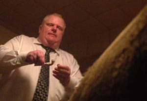 Rob Ford New Drug Video Still