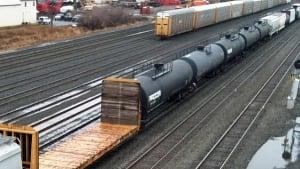 thunder bay rail cars
